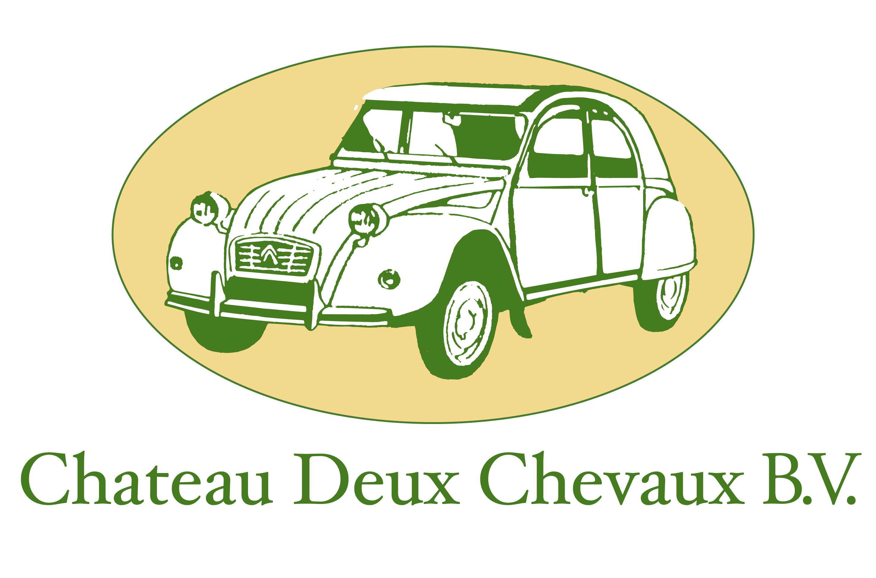 Chateau deux chevaux Beesd